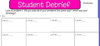 Eureka First Grade Math Module 6 Lesson 12 ActiveInspire Flipchart
