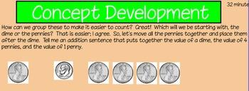 Eureka First Grade Math Module 6 Lesson 23 ActiveInspire Flipchart