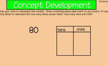 Eureka First Grade Math Module 6 Lesson 24 ActiveInspire Flipchart