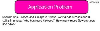 Eureka First Grade Math Module 6 Lesson 7 ActiveInspire Flipchart