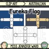 Eureka Flag Clip Art