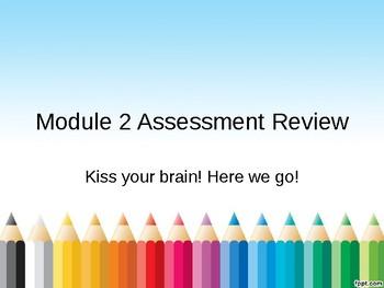 Eureka Grade 1 Module 2 Assessment Review PPT