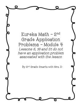 Eureka Grade 2 Application Problems - Module 4