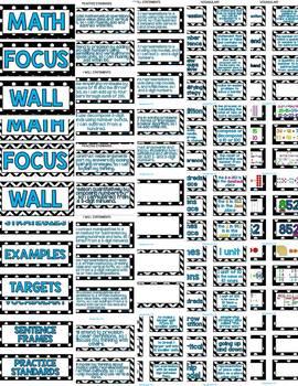 Eureka (Engage NY) Grade 2 Module 4 Focus Wall Resources