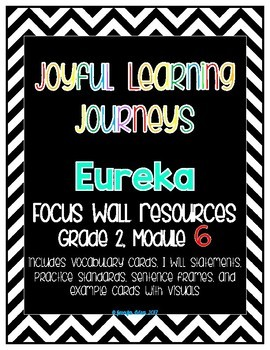 Eureka Grade 2 Module 6 Focus Wall Resources