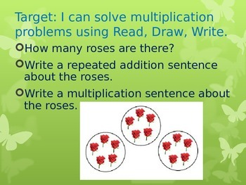 Eureka Grade 3 Module 1 Application Problems/ Entry Task PowerPoint