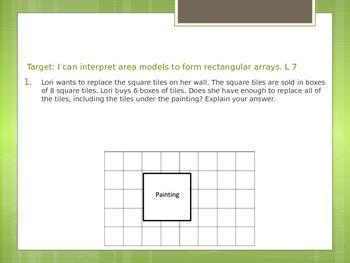Eureka Grade 3 Module 4 Application Problems/ Entry Task