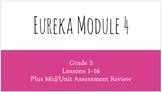 Eureka Grade 3 Module 4 Lessons