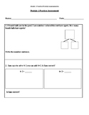 Eureka Grade One Module 1 Practice Common Assessment