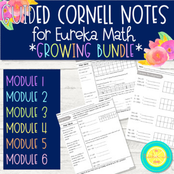 Cornell Notes For Math Worksheets & Teaching Resources | TpT