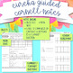Eureka Guided Cornell Notes: Module 2