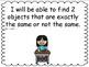 Eureka Kindergarten Objectives