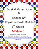 Eureka Math / Matemáticas, 1st grade End of Module Review, Module 6 Spanish