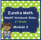 Engage NY/Eureka Math 1st Grade Module 5 SMART Notebook slides
