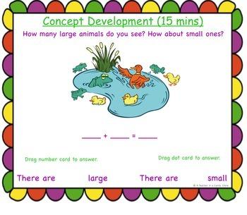 Eureka Math 1st Grade Module 1 SMART Notebook slides