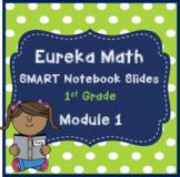 Engage NY/Eureka Math 1st Grade Module 1 SMART Notebook slides