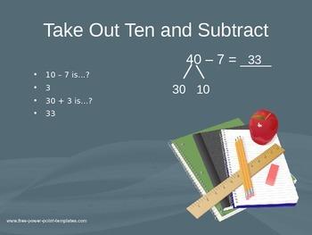 Eureka Math - 2nd Grade Module 1, Lesson 7 PowerPoint