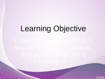 Eureka Math - 2nd Grade Module 3, Lesson 12 PowerPoint