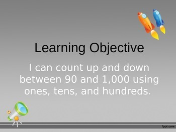 Eureka Math - 2nd Grade Module 3, Lesson 3 PowerPoint