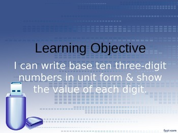 Eureka Math - 2nd Grade Module 3, Lesson 5 PowerPoint