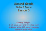 Eureka Math 2nd Grade Module 4 Lesson 5 ActivInspire Chart