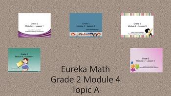 Eureka Math - 2nd Grade Module 4, Topic A PowerPoints