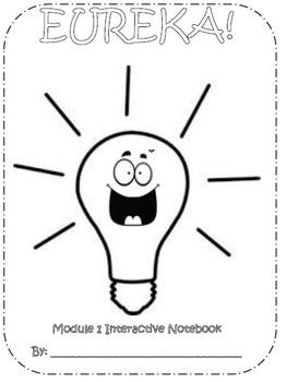 Eureka Math 2nd Grade Review Interactive Notebook