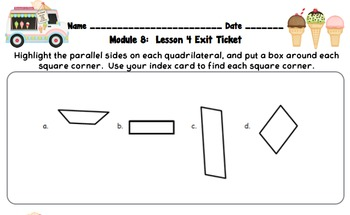 Eureka Math 2nd Grade Student Sheets - Module 8