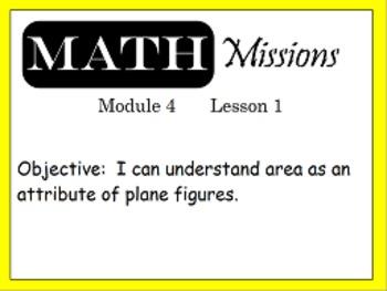 Eureka Math 3rd Grade Module 4 Flipcharts