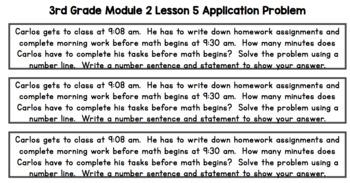 Eureka Math 3rd Grade Student Sheets - Module 2