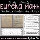 Eureka Math 4th Grade Module 1 Application Problems