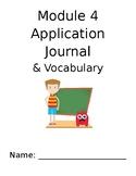 Eureka Math 4th Grade Module 4 Application and Vocabulary Journal