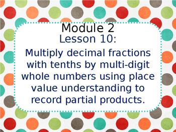 Eureka Math 5th Grade Module 2 Lesson 10