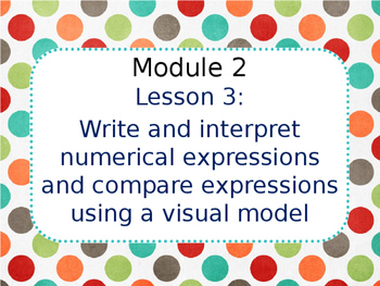 Eureka Math 5th Grade Module 2 Lesson 3