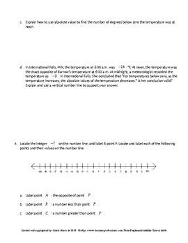 Eureka Math 6th Grade End-of-Module 3 Test
