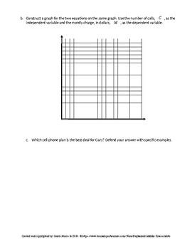 Eureka Math 6th Grade End of Module 4 Test