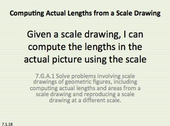 Eureka Math 7th grade Module 1 Lesson 18