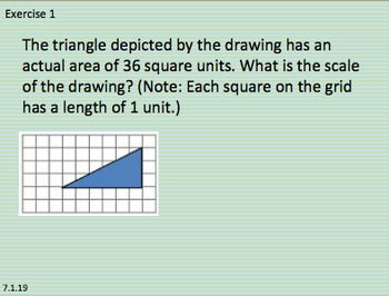 Eureka Math 7th grade Module 1 Lesson 19