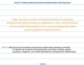 Eureka Math 7th grade Module 1 Lesson 9