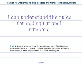 Eureka Math 7th grade Module 2 Lesson 4