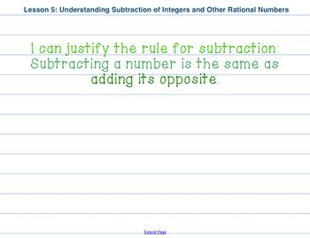Eureka Math 7th grade Module 2 Lesson 5