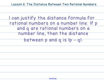Eureka Math 7th grade Module 2 Lesson 6