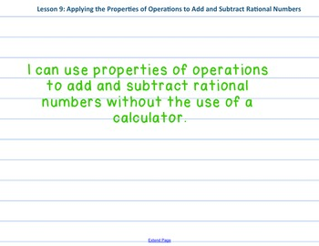 Eureka Math 7th grade Module 2 Lesson 9