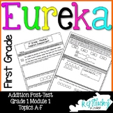 Eureka Math Grade 1, Module 1 Addition Assessment