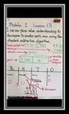 Eureka Math Anchor Chart - 4th grade