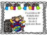 Eureka Math Application Book Module 6 Foundations of Multiplication
