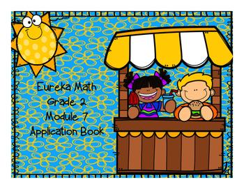 Eureka Math Application Book Module 7
