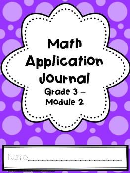 Eureka Math Application Journal - Module 2 - 3rd Grade