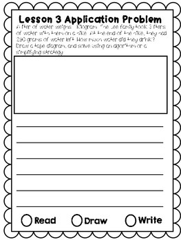 Eureka Math Application Journal - Module 2 - 4th Grade