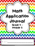Eureka Math Application Journal - Module 2 - 4th Grade